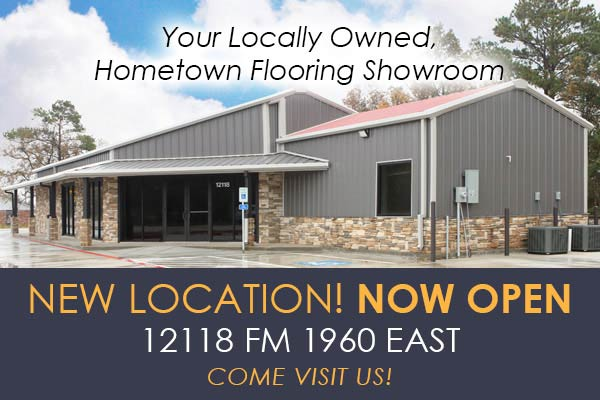 NEW LOCATION NOW OPEN. Stop by our new showroom at 12118 FM 1960 East.